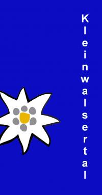 Badetuch blau 100x180 cm