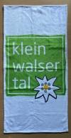 Handtuch Kleinwalsertal 30x50 cm